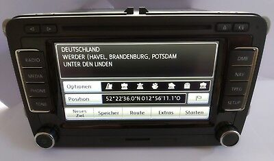 3c China (VW RNS 510 Umbau Korea / China → Deutschland Europa Software Code 3C8035685 CC)