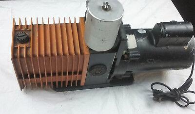 Vacuum Pump Cit Alcatel Zm2008a Franklin Electric Motor 4101030416 Industrial