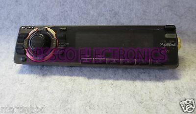 Sony CDX-4000X Detachable Replacement Car Stereo Face Plate ONLY