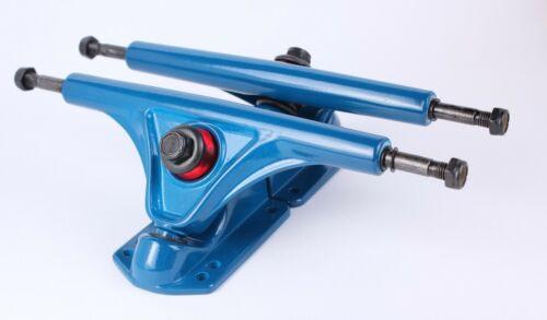 180mm Longboarding Trucks Set (Blue) G7
