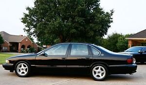 Looking for 1996 Chevy Impala SS
