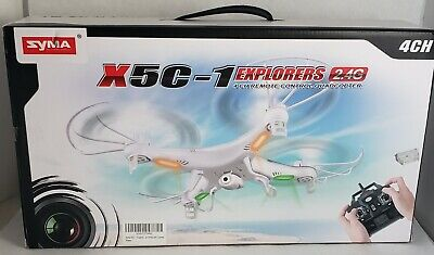 SYMA X5C-1 Explorer 2.4G, Drone with Camera