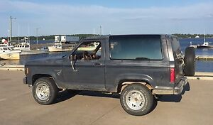 1984 Ford Bronco II $3,500 FIRM or trade