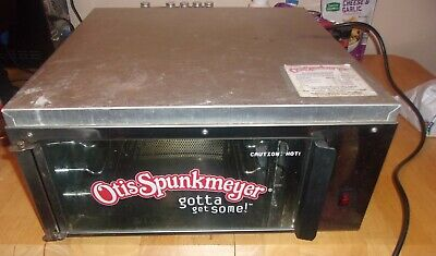 Otis Spunkmeyer Os-1 Cookie Baking Commercial Convection Oven No Trays