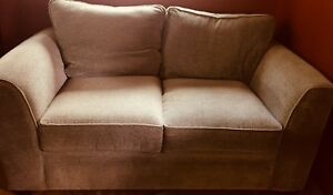 Comfy Grey Couch in Very Good Condition