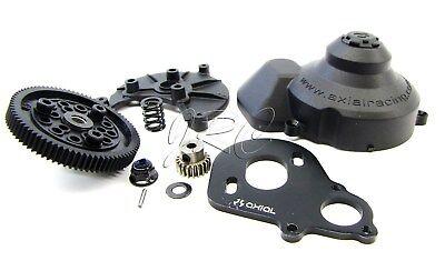 Axial Wraith SPUR ( gear, slipper, Cover & Motor mount Set rock racer AXI90018 Spur Gear Mount