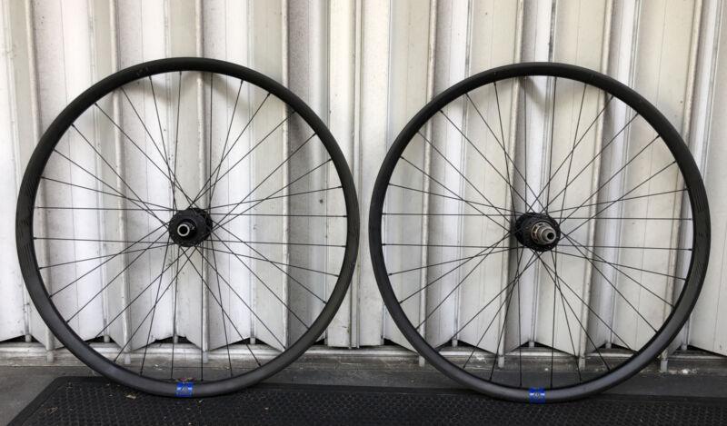 Light Bicycles Carbon MTB Wheelset Chris King Hubs
