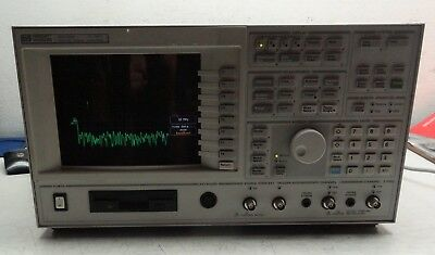 Hp 89410a 10mhz Vector Signal Analyzer W Opt Ayb