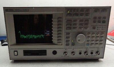 Hp 89410a 10mhz Vector Signal Analyzer W Opt Ayb
