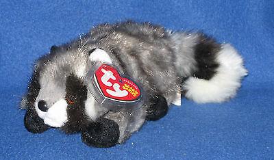 TY Beanie Baby - SNOOPS the Raccoon