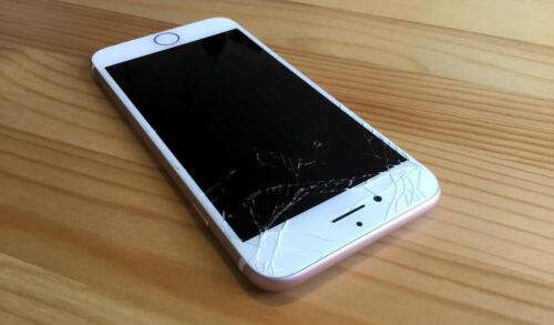 Apple Iphone 7 Broken Lcd And Digitizer Screen Repair Replacement Service