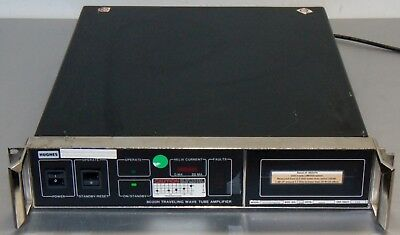 Hughes 8020h09r000 Traveling Wave Tube Amplifier 8020h