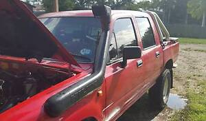 SNORKEL FITTED TOYOTA HILUX 105 106 PETROL & DIESEL 2.4 2.8 3L 22 Bethania Logan Area Preview