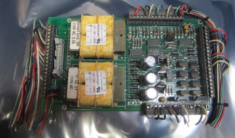 Ohmart Frame Interface Board IRFECB-0051504 217298