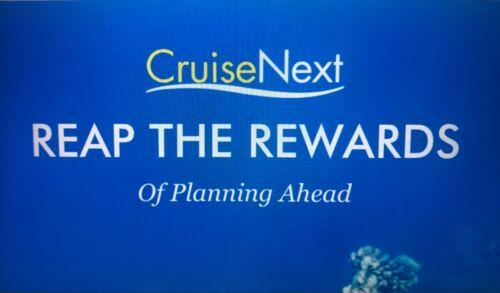 Norwegian Cruise Line CruiseNext Deposit Voucher $250 2/2024