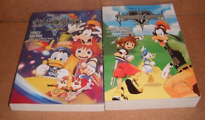 Kingdom Hearts & Kingdom Hearts: Chain of Memories Novels Set English , usado segunda mano  Embacar hacia Argentina