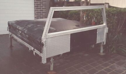 Toyota hilux ute tray  Casula Liverpool Area Preview