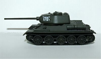 Roco Minitanks H0 1237 Kampf-Panzer T34 Stalingrad Rote Armee gesupert WWII Neu