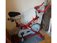 Spinning Bike, 20 kg flywheel, BH Fitness SB2
