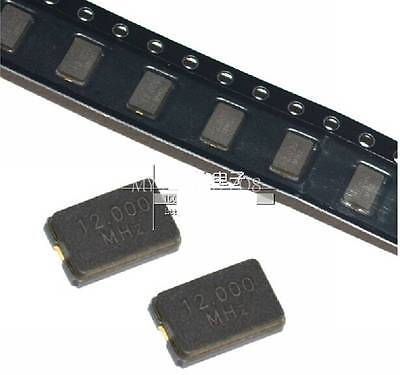 10pcs 20m 20mhz 20.000m 20.000mhz Passive Crystal 5032 Smd-2pin 5mm3.2mm