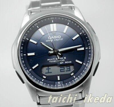 Casio Wva M630d 2Ajf Wave Ceptor Tough Solar Atomic Radio Watch Wvam630d 2A
