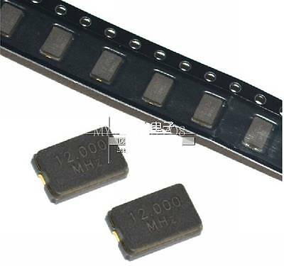 10pcs 16m 16mhz 16.000m 16.000mhz Passive Crystal 5032 Smd-2pin 5mm3.2mm