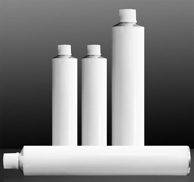 Empty Aluminum Paint Tubes 22ml 45ml 60ml 170ml