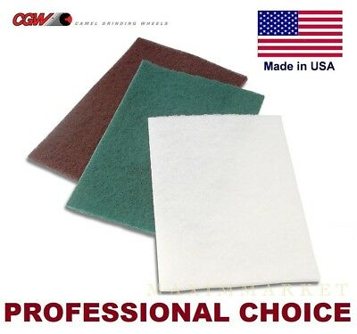6 X 9 Scotch-brite Non-woven Surface Conditioning Pads