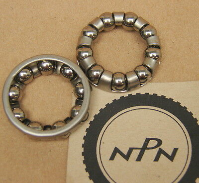 Campagnolo Nuovo//Super Record NEUF//NEW OLD STOCK Bas Support Roulement Cages