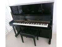 Kawai K6 professional level piano, lightly used, excellent condition
