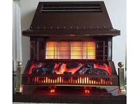 Flavel Welcome 3.9 Kw Freestanding Gas Fire (Bronze)