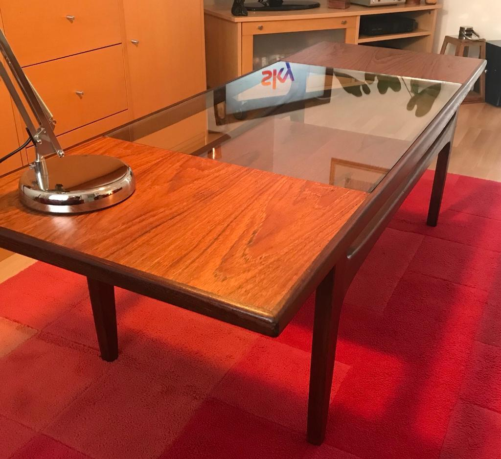 G Plan Long John Coffee Table 100