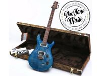 Paul Reed Smith PRS Pauls Guitar USA 10 Top Blue Denim Fade & PRS Case & Tags