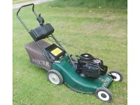 EXTRA LARGE Hayter Hunter 54 PROFESSIONAL Petrol Lawnmower Fully Serviced