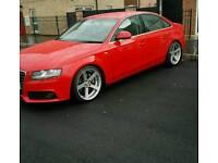 Audi a4 tdi s line looks