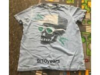 Boys clothes bundle 9/10 years