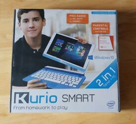 Kurio 2 in 1 Laptop/Tablet for Kids - Brand New £80 ono