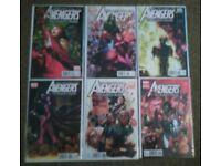 Avengers Childrens Crusade 3, 4 ,5, 7, 8, 9 Marvel Comics