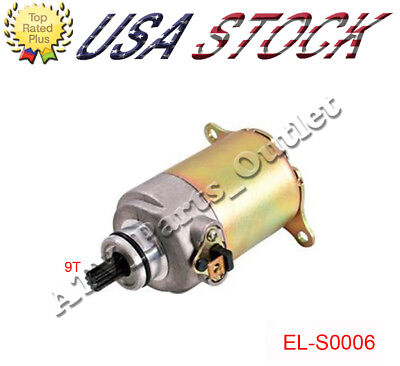 Starter Motor for GY6 150cc Scooters