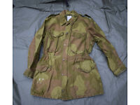Vintage Norwegian Army (hæren) Issue Combat Jacket (Size Large)