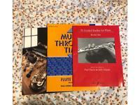 Beginner Flute music books