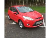 2012 Ford Fiesta zetec we 1.2 lovely we car no issues whats so ever