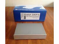 Cambridge Audio Azur 540p-s Phono Preamp