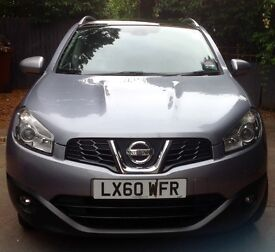 Nissan Qashqai - good condition, low mileage, FSH