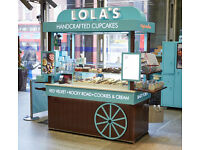 (WATERLOO) LOLA'S CUPCAKES - Join our team for a great career! (FULL TIME/PART TIME)