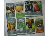 £17 Vegetable Seeds for Greenhouse