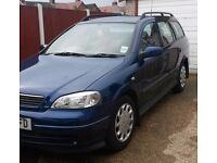 Astra estate diesel 2.0 breaking
