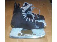 Bauer Supreme One.4 Ice Hockey Skates, Size 2r