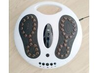 Foot Circulation Massager and Infrared Therapy EMS TENS Machine
