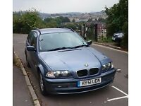 BMW 320d, Touring, Still going strong